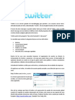 Twitter Manual