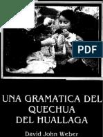 (ebook - pdf) gramática de quechua