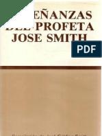 ENSEÑANZAS DEL PROFETA JOSÉ SMITH - José Fielding Smith