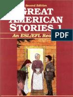 (Level 3) Great American Stories 1 ESL-EFL - 120p