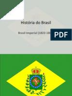 História do Brasil - Brasil Império