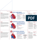 Poster Heart Defects
