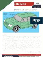 Sub Tank Fuel System