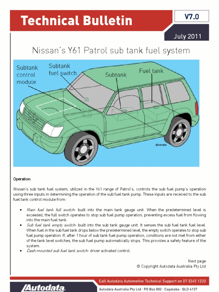 Sub tank fuel system switch electronics asfbconference2016 Gallery