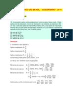 PROVA BB 2010 comentada_matemática