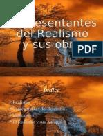 Represent Antes Del Realismo y Sus Obras 41D