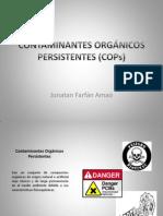 CONTAMINANTES ORGÁNICOS PERSISTENTES (COPs)