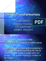 Sree Dip Image Transformations