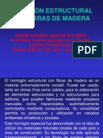 p Hormigon Estructural Con Fibras de Madera