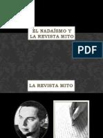 Revista Mito y Nadaismo1