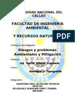 TRABAJO DE GEOLOGIA...