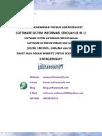 Proposal Penawaran Sistem Informasi Sekolah Unfrozen Soft Versi 2.0