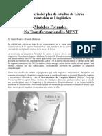 Informe MFNT Cursada 2007