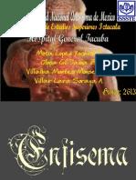 Efisema pulmonar