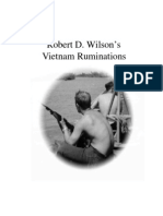 Vietnam Ruminations
