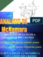 ANALIS DE MCNAMARA