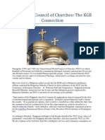 The World Council of Churches-The KGB Connection