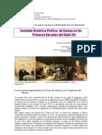 1. Contexto Histórico-Político Siglo  XIX. Yépez 2011