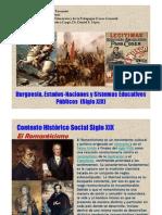 4. Contexto Histórico-Social Siglo XIX. 1. Yépez 2011