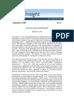The IAE-Iran Partnership
