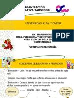 LA CULTURA Y LA EDUCACIÒN EN LA ANTIGUEDAD UNIVERSIDAD ALFA Y OMEGA