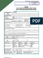 Formular Cerere Acordare Ajutor Incalzire Iarna 2011 2012