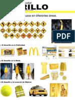 Lamina 5 Investigación del color Amarillo