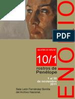 10/1, Apuntes Al Natural de Luis Tenorio