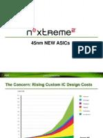 N2X-N2XT Product Presentation May 2011