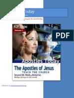Apostles Today Series 1