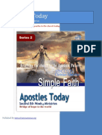 Apostles Today Series 2