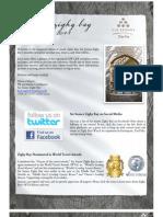 SSZB Jarida [newsletter] November 2011