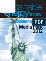 ISER Media Pack 2012