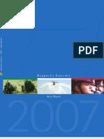 Informe Essercito Italiano 2007