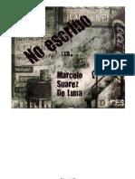 No Escribo, poesía de Marcelo Suárez De Luna