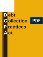 Fair Debt Collection Practices Act (ELI Highlights)