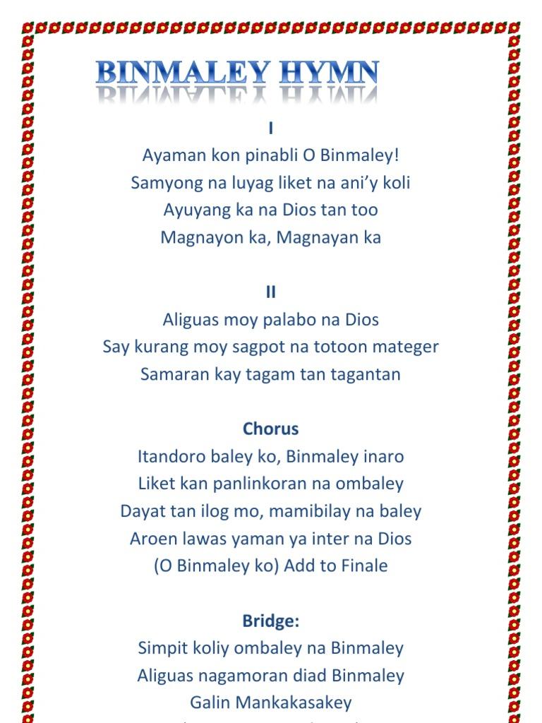 Finale Hymn