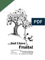 But I Love Fruits - Di George Ohsawa