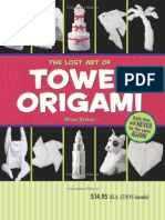 Alison Jenkins - The Lost Art of Towel Origami