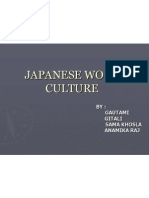 Japanese Work Culture