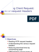 Handling Client Request