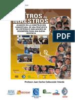 Propuesta Evaluacion Docente CECYCAP Colegio Profesores