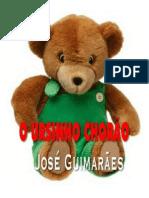 José Guimarães - O_Ursinho_chorao