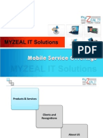 MYZEAL IT Solutions-Offshore Mobile Apps Development Company India