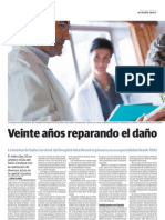2011-10-30 Diariovasco1 - 20 años reparando el daño
