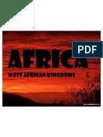 Presentation 4 - West African Kingdoms