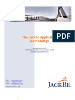 JackBe Application Methodology