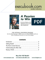 A Passion to Win - Sumner Redstone