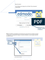Edmodo Tutorial