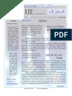 Ta'Aruf Vol1 Issue6